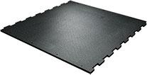 KURA P walking area mat made of rubber