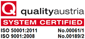 KRAIBURG ISO certification