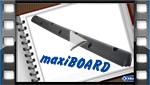 installation video for KRAIBURG maxiBOARD brisket board made of rubber
