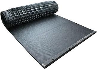 KRAIBURG rubber mat - example WELA LongLine