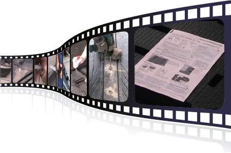 KRAIBURG installation videos