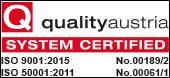 KRAIBURG ISO certification