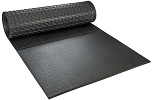 KRAIBURG KIM LongLine lying mat as continous roll made of rubber