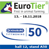 News at EuroTier 2018