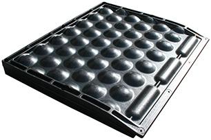 KRAIBURG POLSTA - das Tiefboxkissen aus Gummi