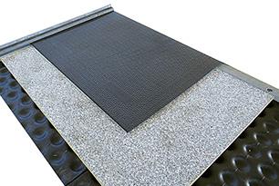 KRAIBURG VITA - 3-schichtiges Mattensystem für die Abkalbebox