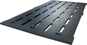 KRAIBURG profiKURA S - tailor-made slatted floor covering made of rubber for optimized claw abrasion